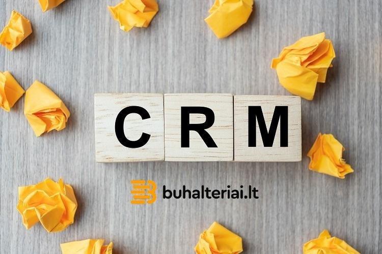 Nuolat dirbame, kad užtikrinti aukščiausią paslaugų kokybę.  Nuo šiol tame mums padės – CRM!